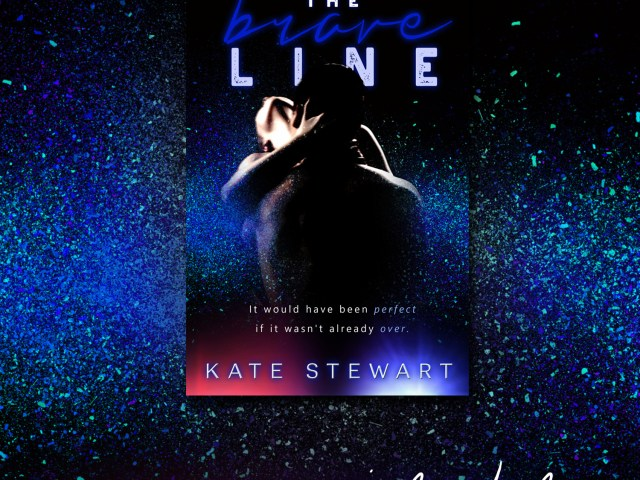 Release Blitz ~The Brave Line by @authorklstewart