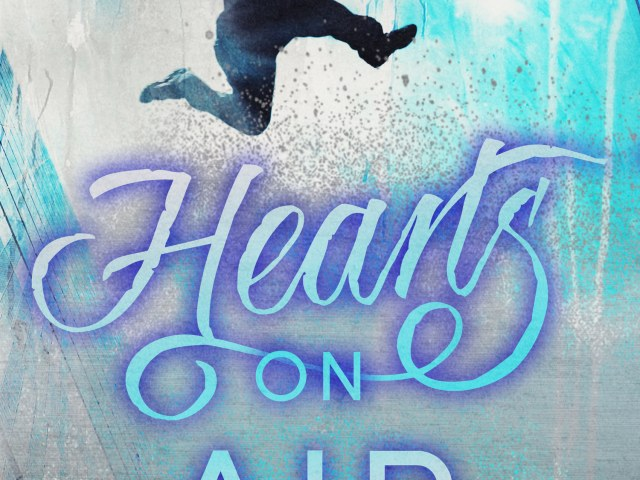 Cover Reveal ~ HEARTS ON AIR by @LHCosway