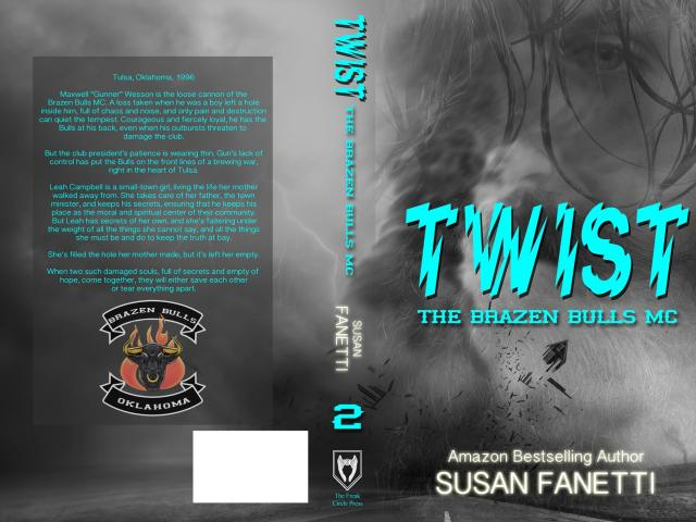 Happy Release Day ~ TWIST by @sfanetti #AMAZING