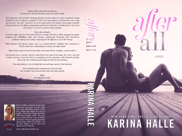 4th of July Release ~ AFTER ALL by @MetalBlonde #EXCITED