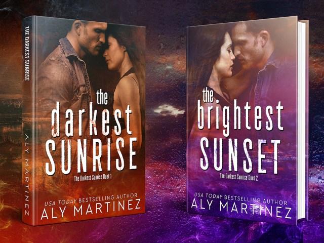 THE DARKEST SUNRISE by Aly Martinez  #excerpt