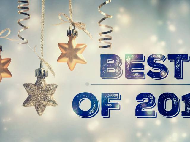 Best of 2017 + international paperback #giveaway
