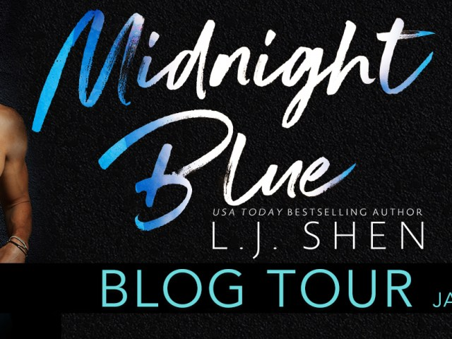 Blog Tour: Midnight Blue by LJ Shen