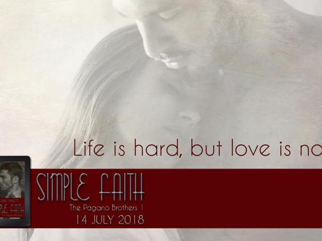 On Kindles Today: SIMPLE FAITH by Susan Fanetti #AllTheStars