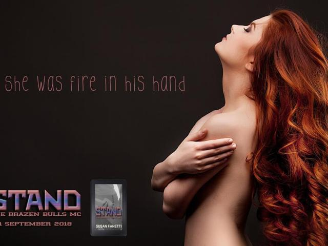Available Now: STAND by Susan Fanetti