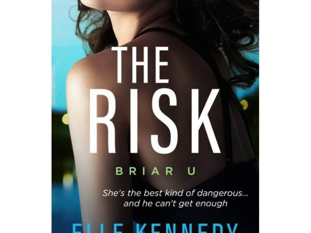 Review: THE RISK by @ElleKennedy #5stars ON eREADERS NOW