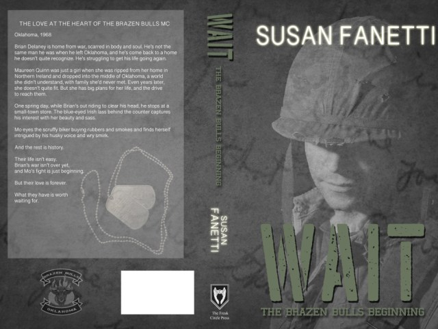 Available Now: WAIT by Susan Fanetti #EPIC #5stars