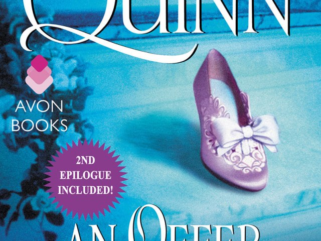 Review: An Offer From a Gentleman by Julia Quinn