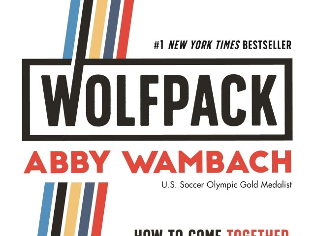 Review: Wolfpack by Abby Wambach