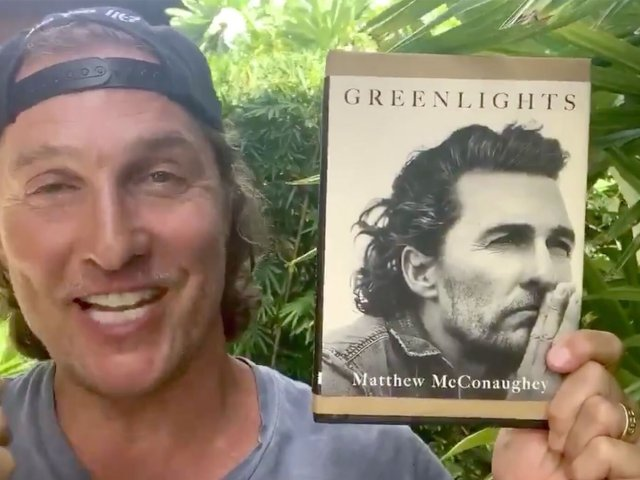 Review: GREENLIGHTS by Matthew McConaughey