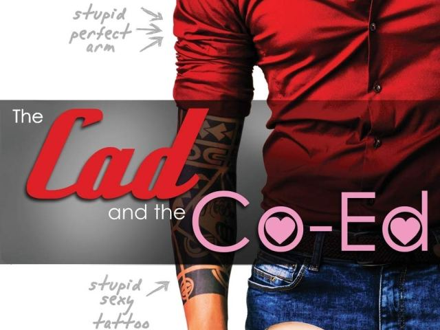 Review: The Cad and the Co-Ed by L.H. Cosway & Penny Reid