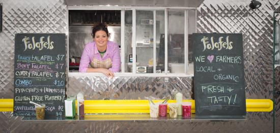 Foxy Roxy: Food Truck