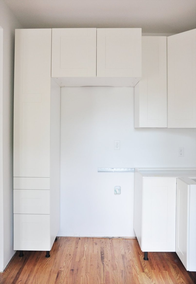 Installing Base Cabinets Uneven Wall | Oropendolaperu.org