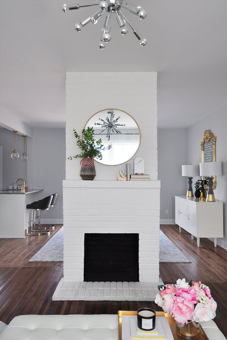 Fireplace Decor 3 Simple Ways to Decorate Your Mantle for