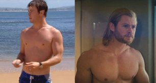 Before and After Thor