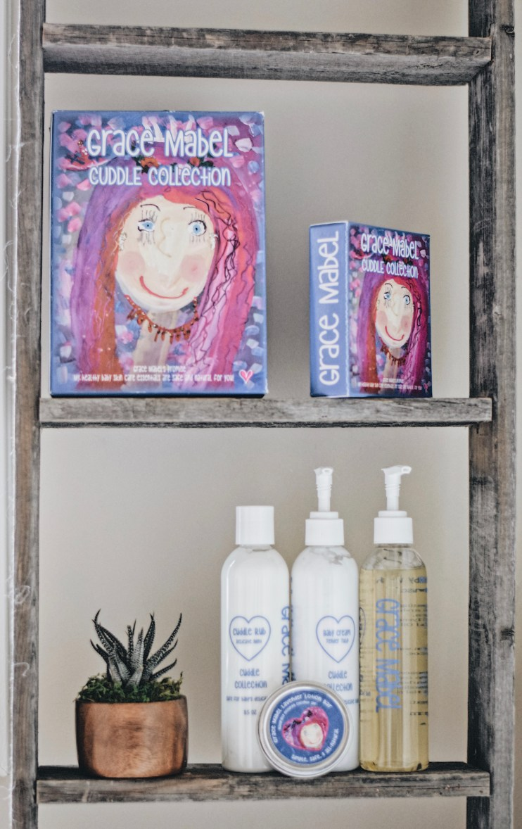 Grace Mabel Skin Care Essentials Foxy Twine