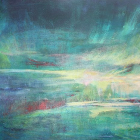 Sharon Collins_ It is Magical _2018_24x30x2