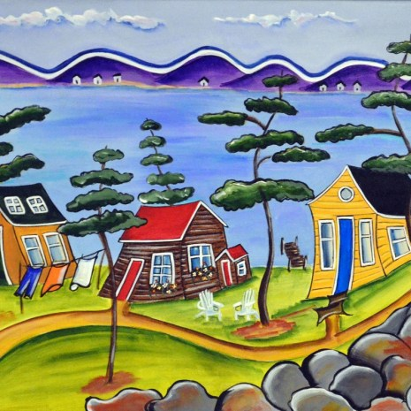 Heather_Lovat-Fraser_Cottage Country_2020_Acrylic_18x22x3