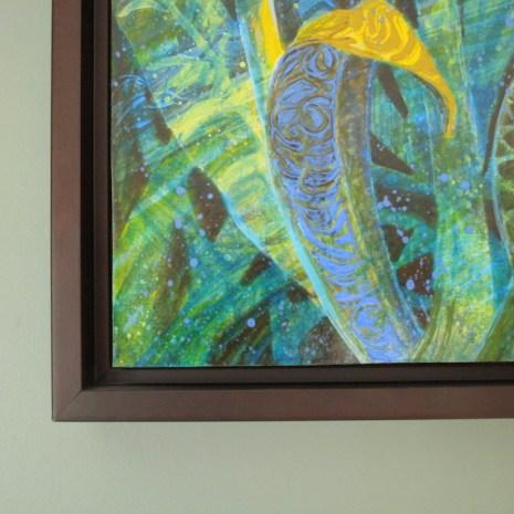 June_Harman_Deep Garden 1_frame detail