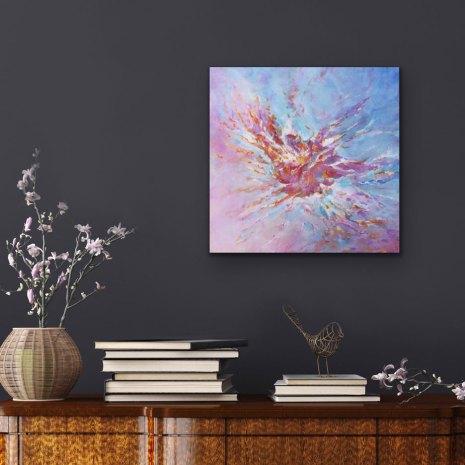 Christiane_Kingsley_Beginnings-on-a-wall_acrylic_20x20_$425