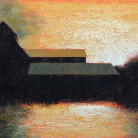 PAUL-VINCENT-EARLY_SPRING__BRADLEY_CRAIG_BARN-PAST