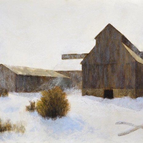 PAUL-VINCENT-SNOW_BLOWN_-_BRADLEY-CRAIG_BARN-MIXED