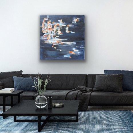Christiane_Kingsley_Follow-Your-Dreams_on-wall_oil
