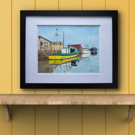 Quiet_Afternoon_at_Fisherman_s_Cove_In_Situ