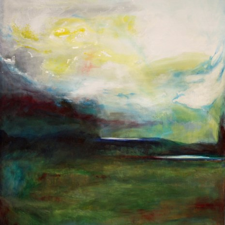 Sharon_Collins_How_Green_Was_My_Valley_Acrylic_48x
