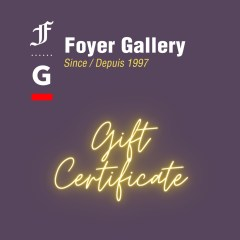 A Gift Certificate