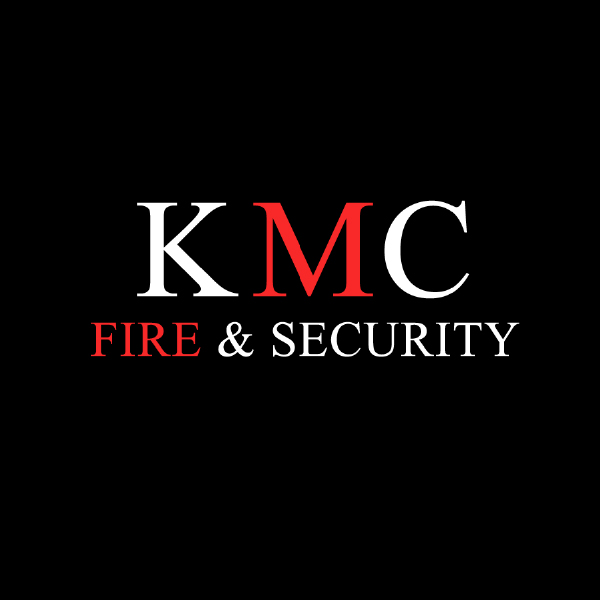 KMC fire and security logo