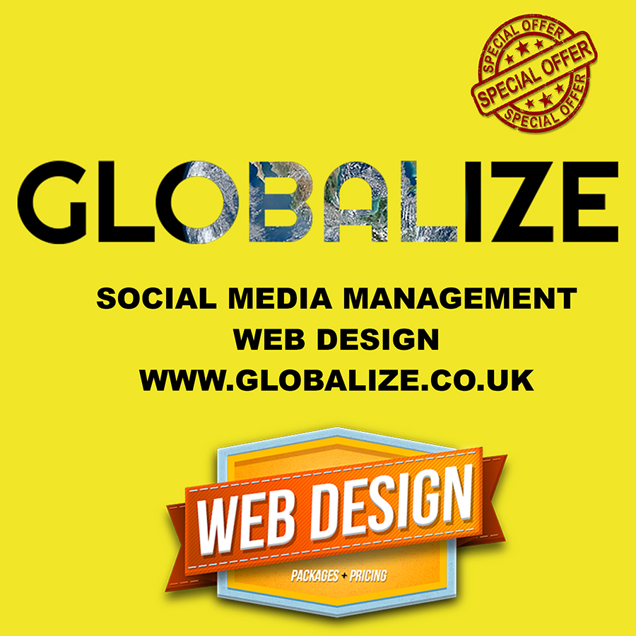 globalize web design