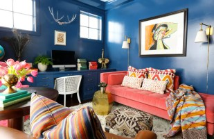 Best Colourful Interior Designs   Bohemian Interior Design ...