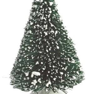Culpitt Bristle Christmas Tree