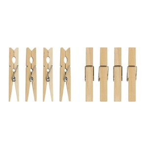 Elliott Birchwood Pegs 36 Pack