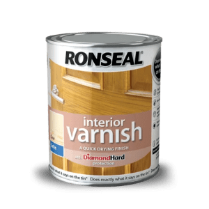 Varnish and Wood Stain