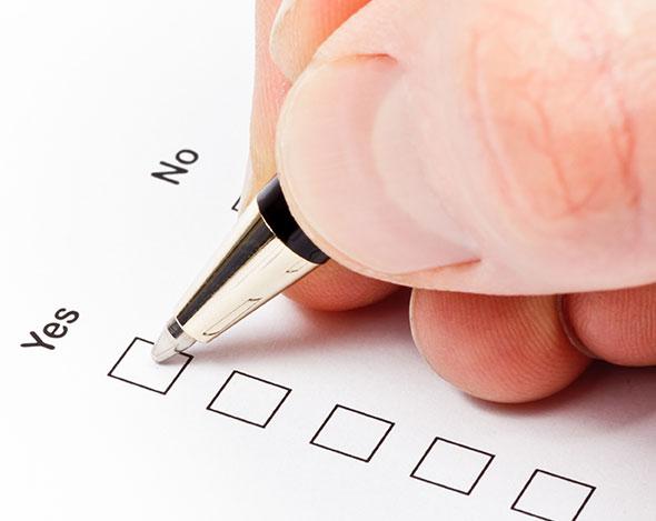 質問シート・相談資料の準備