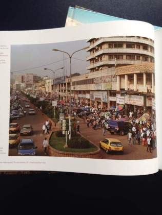 avenue Kennedy Yaoundé