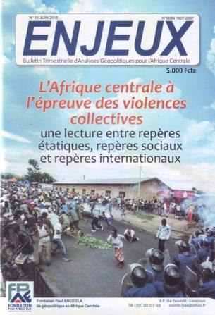 Violences collectives afrique