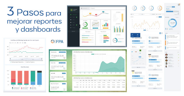 Dashboards - reportes