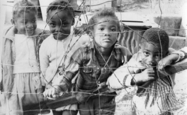 Florida Memory Children In Leon Or Jefferson County