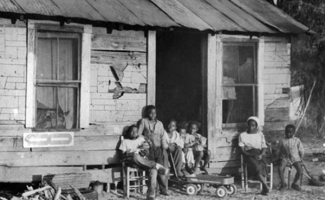 Florida Memory Children At Home In Leon Or Jefferson County