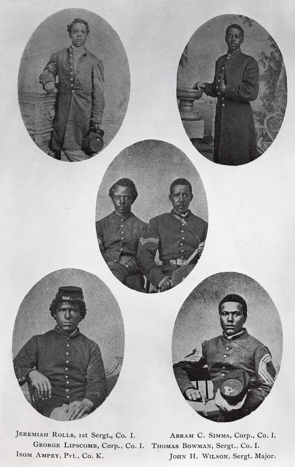 54th Massachusetts Volunteer Infantry Regiment