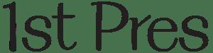 first pres logo