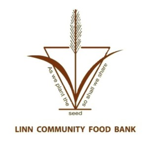 linn community food bank logo