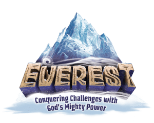 Everest vacation Bible School graphic