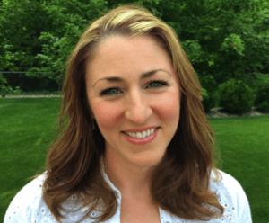 Kili Wenburg - Director of Adult Education and Spiritual Formation.