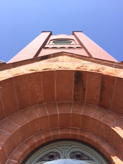 AF church tower