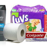 toiletry items