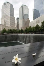 Twin Towers Site - 9-11-2016